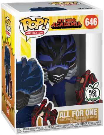 Figurine Funko Pop My Hero Academia #646 All For One