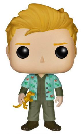 Figurine Funko Pop Firefly #137 Hoban Washburne