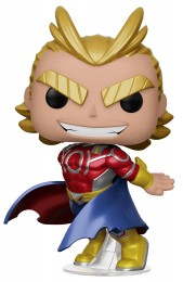 Figurine Funko Pop My Hero Academia # All Might - Métallique