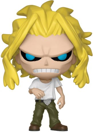 Figurine Funko Pop My Hero Academia #371 All Might Affaibli