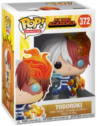 Figurine Funko Pop My Hero Academia #372 Todoroki