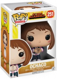 Figurine Funko Pop My Hero Academia #251 Ochaco