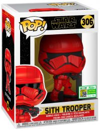 Figurine Funko Pop Star Wars 9 : l'Ascension de Skywalker #306 Sith Trooper