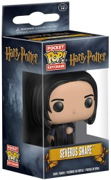 Figurine Funko Pop Harry Potter 12388 - Severus Rogue - Porte-clés  pas chère