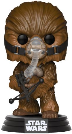 Figurine Funko Pop Star Wars : The Clone Wars #300 Chewbacca