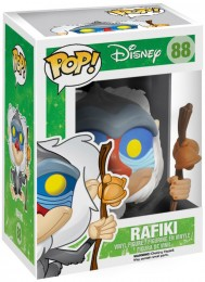 Figurine Funko Pop Le Roi Lion [Disney] #88 Rafiki