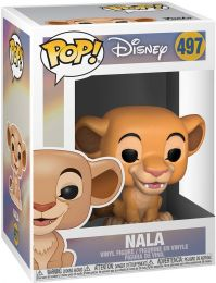 Figurine Funko Pop Le Roi Lion [Disney] #497 Nala