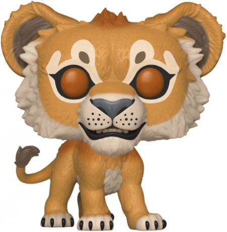 Figurine Funko Pop Le Roi Lion 2019 [Disney] #547 Simba