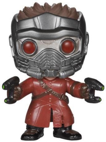 Figurine Funko Pop Les Gardiens de la Galaxie [Marvel] #47 Star-Lord