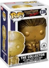 Figurine Funko Pop Les Gardiens de la Galaxie [Marvel] #236 Le Collectionneur - Or