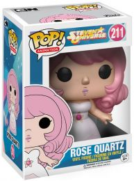 Figurine Funko Pop Steven Universe #211 Rose Quartz