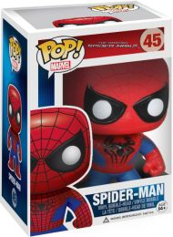 Figurine Funko Pop The Amazing Spider-Man [Marvel] #45 Spider-Man