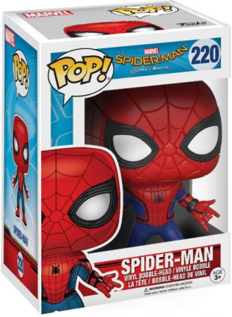 Figurine Funko Pop Spider-Man Homecoming [Marvel] #220 Spider-Man