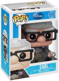 Figurine Funko Pop Disney premières éditions [Disney] #59 Carl Fredricksen
