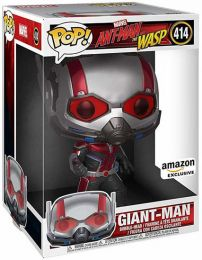 Figurine Funko Pop Ant-Man et la Guêpe [Marvel] #414 Giant-Man - 25 cm