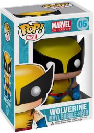 Figurine Funko Pop X-Men [Marvel] #5 Wolverine