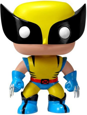 Figurine Funko Pop X-Men [Marvel] #05 Wolverine
