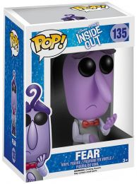 Figurine Funko Pop Vice-Versa [Disney] #135 Peur