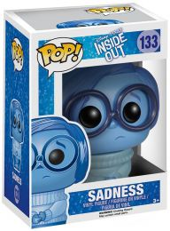Figurine Funko Pop Vice-Versa [Disney] #133 Tristesse