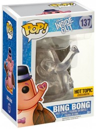 Figurine Funko Pop Vice-Versa [Disney] #137 Bing Bong - Clear