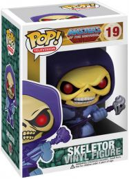 Figurine Funko Pop Les Maîtres de l'univers #19 Skeletor