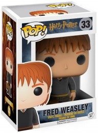 Figurine Funko Pop Harry Potter 10985 - Fred Weasley (33) pas chère