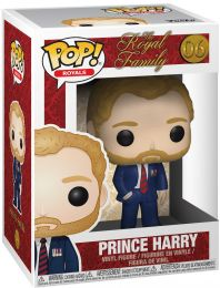 Figurine Funko Pop La Famille Royale #6 Prince Harry