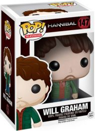 Figurine Funko Pop Hannibal #147 Will Graham