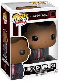 Figurine Funko Pop Hannibal #148 Jack Crawford