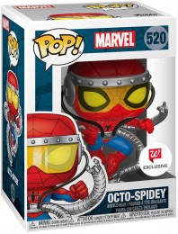 Figurine Funko Pop Marvel Comics #520 Octo-Spidey