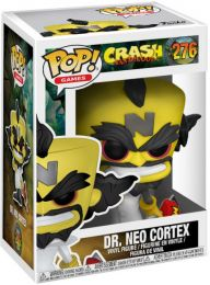 Figurine Funko Pop Crash Bandicoot #276 Docteur Neo Cortex