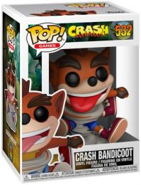 Figurine Funko Pop Crash Bandicoot #532 Crash Bandicoot
