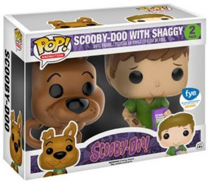 Figurine Funko Pop Scooby-Doo #0 Scooby-Doo avec Sammy - 2 Pack