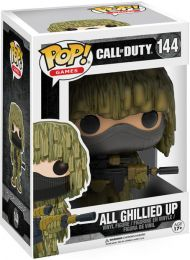 Figurine Funko Pop Call of Duty #144 All Ghillied Up