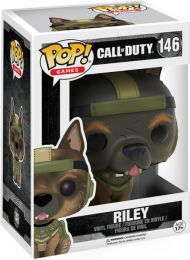 Figurine Funko Pop Call of Duty #146 Riley