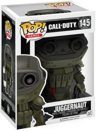 Figurine Funko Pop Call of Duty #145 Juggernaut