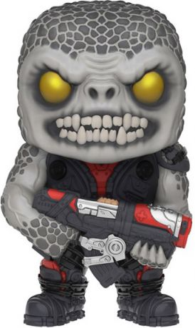 Figurine Funko Pop Gears of War #117 Locuste Drone