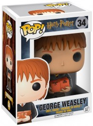Figurine Funko Pop Harry Potter 10986 - George Weasley (34) pas chère