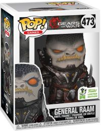 Figurine Funko Pop Gears of War #473 Général Raam