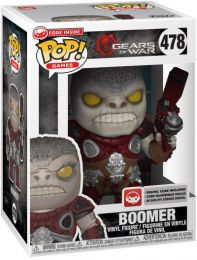 Figurine Funko Pop Gears of War #478 Boomer