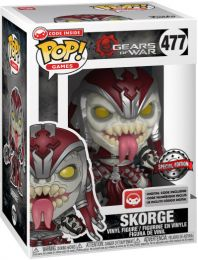 Figurine Funko Pop Gears of War #477 Skorge