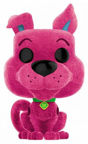 Figurine Funko Pop Scooby-Doo #149 Scooby-Doo - Floqué Rose