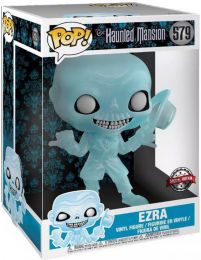 Figurine Funko Pop Haunted Mansion #579 Ezra - 25 cm