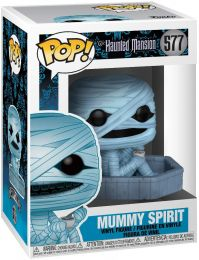 Figurine Funko Pop Haunted Mansion #577 Momie