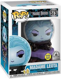 Figurine Funko Pop Haunted Mansion #575 Madame Leota - Brillant dans le noir