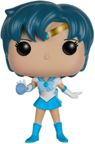 Figurine Funko Pop Sailor Moon #91 Sailor Mercure