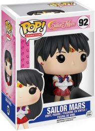 Figurine Funko Pop Sailor Moon #92 Sailor Mars