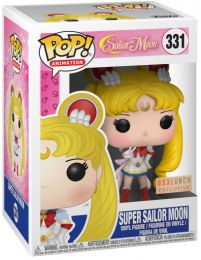 Figurine Funko Pop Sailor Moon #331 Sailor Moon avec Tenue de Crisis