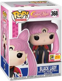 Figurine Funko Pop Sailor Moon #368 Black Lady