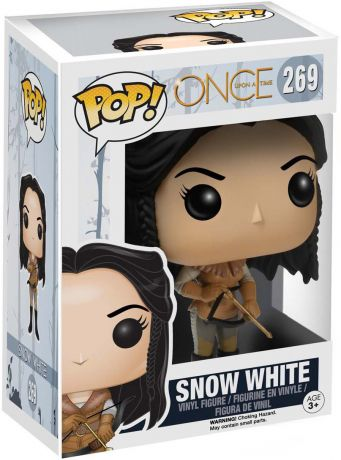 Figurine Funko Pop Once Upon a Time #269 Blanche-Neige